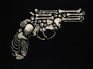 dwijayasblog.blogspot.com-Francois-Robert-Bones-stop-violence