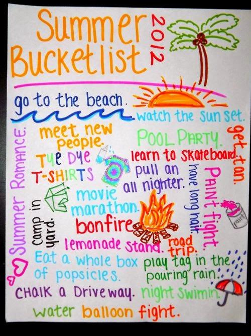 Tuesdayten 10 Bucket List Display Ideas Teacher By Trade Mother