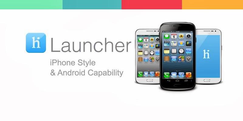 Лаунчер Айфон Для Android