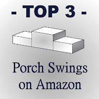 top 3 porch swings from amazon