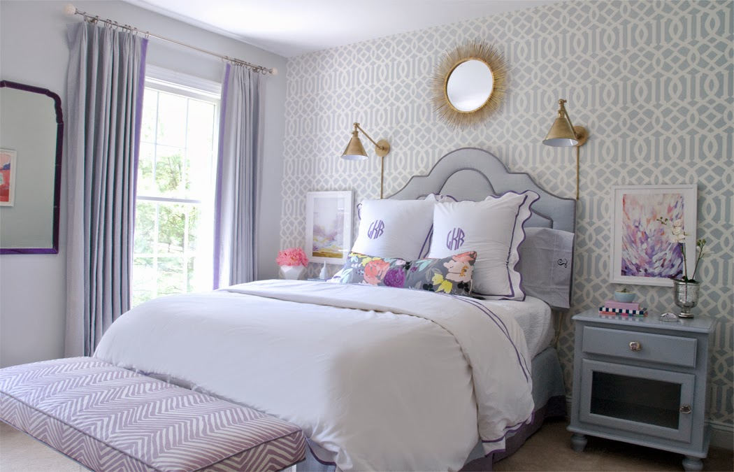 Stephanie kraus designs one room challenge week six for 16 year old bedroom designs