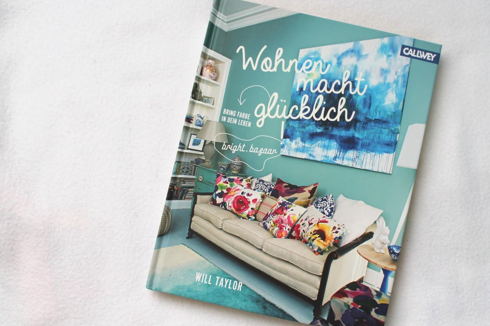 Wohnen macht gluecklich Will Taylor Bright Bazaar German