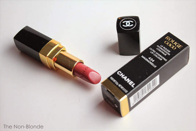 chanel rouge coco lipstick mademoiselle 434 the non blonde. Black Bedroom Furniture Sets. Home Design Ideas