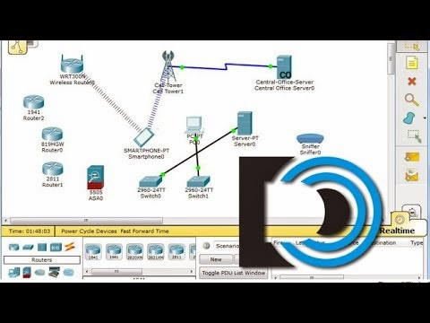 Download Software Cisco Packet Tracer 6.2 Software Simulasi Jaringan Gratis Download Full Version