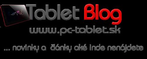 Tablet Blog - Jedinečný blog o tabletoch
