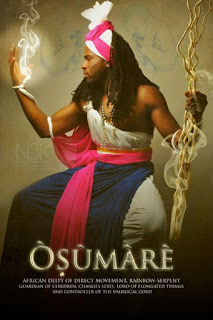 osumare Orisha