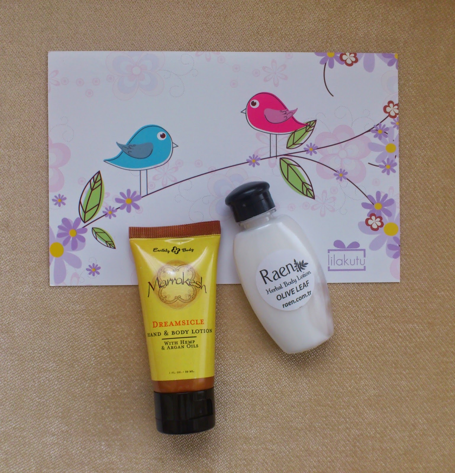 Marrakesh Hand Body Lotion