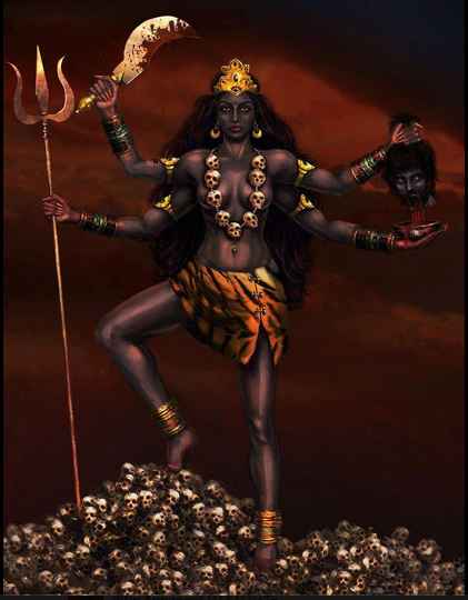 Mahakali Tantra Tantrik Prarthna Prayer