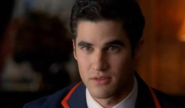 Blaine Anderson de Glee esta interpretado por Darren Criss
