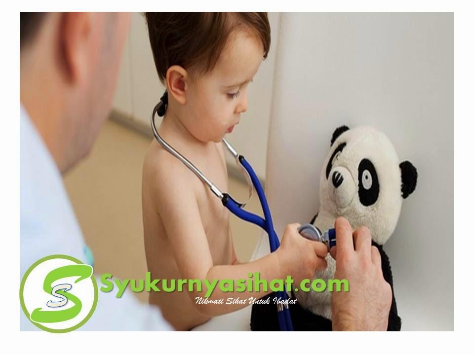 Berjumpalah dengan doktor anda untuk mengetahui sama ada bayi mempunyai sebarang penyakit ataupun jangkitan.