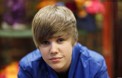 A Picture Of Justin Bieber
