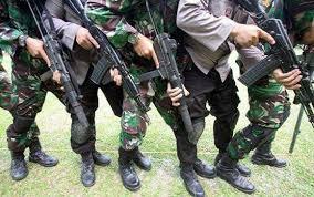 TNI-Polri latihan gabungan tangani aksi terorisme