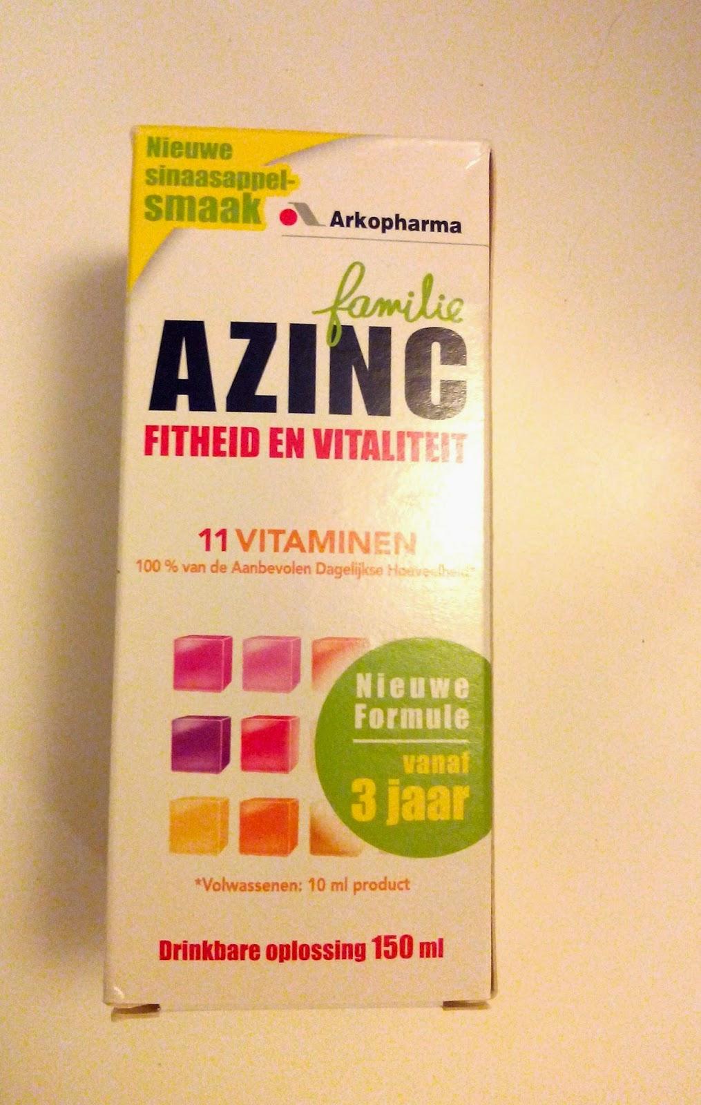 azinc, vitamines, cure, sirop, laboratoires arkopharma, bullelodie