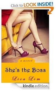 She's the Boss is a chick lit/ romantic comedy. The Devil Wears Prada meets The Office