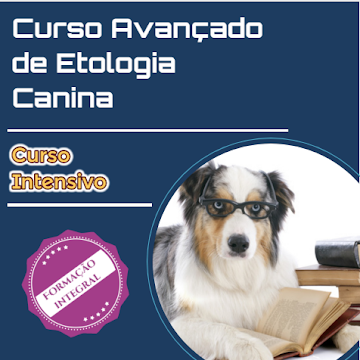 Curso Avançado de Etologia Canina - Intensivo
