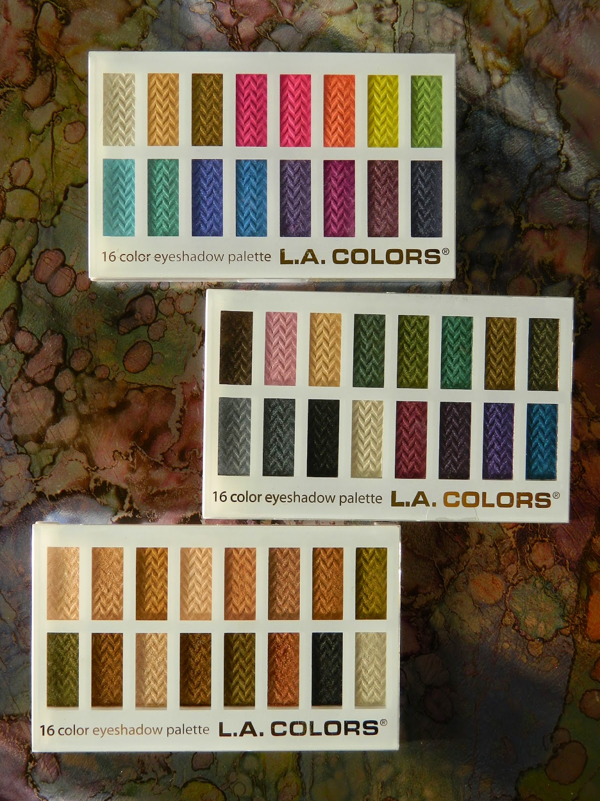 Mary's Wonderlands: Products Worth the Investment | LA Colors 16 ...