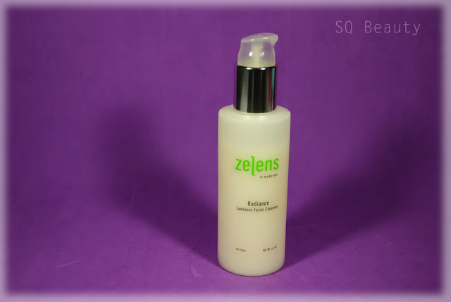 Zelens Radiance luminous facial cleanser Silvia Quirós