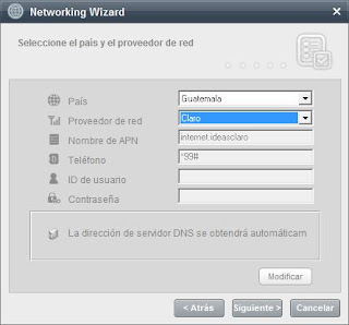 Internet Connection Manager Tethering