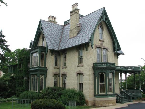 gallery for gt gothic victorian style homes