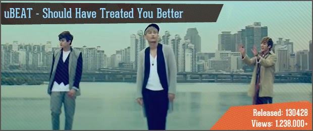 ubeat - Should Have Treated You Better