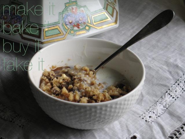 E-Z Overnight Irish Porridge