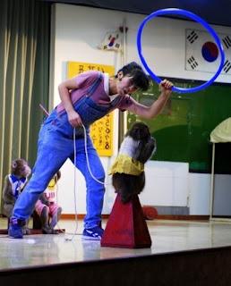 Di Korea, Ada Sekolah yang Murid-muridnya Monyet