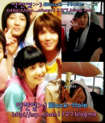 Isna S Blog Foto Foto Exo S Park Chanyeol Predebut My Biased Part3