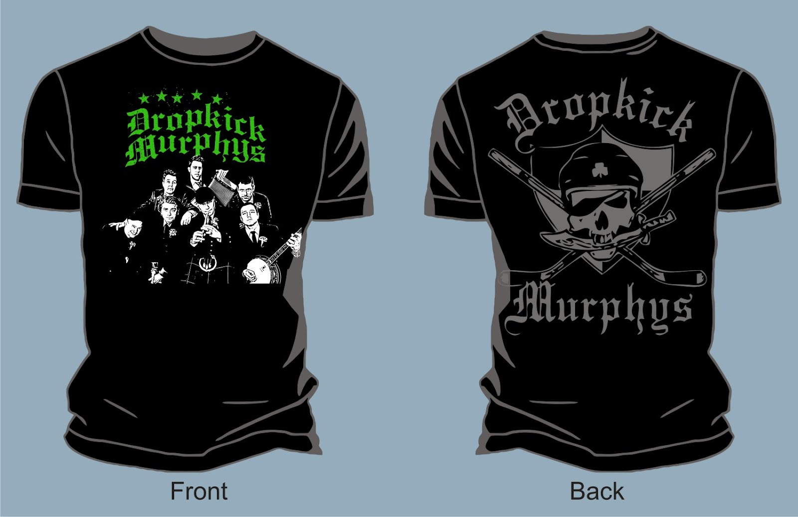 dropkick_murphys-band_vector
