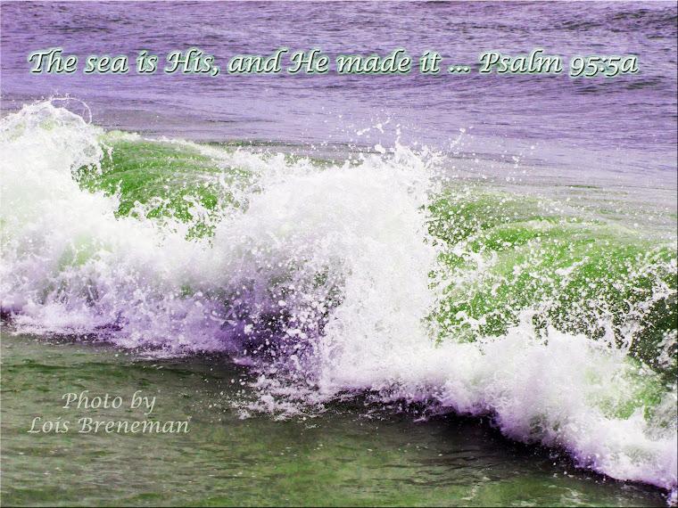 Ocean - Psalm 95:5a