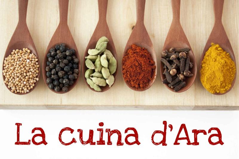 La cuina d'Ara.
