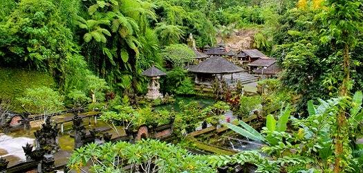 Pura Gunung Kawi - Objek Wisata Peninggalan Purbakala di Tampaksiring