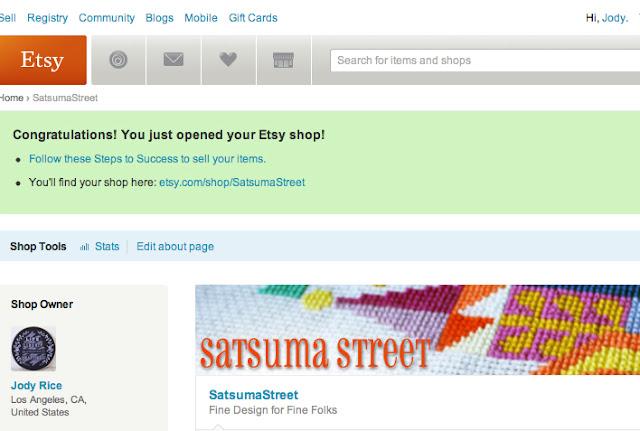 satsuma street cross stitch xstitch embroidery patterns designs modern fun hip new etsy