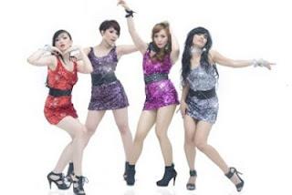 girlband indonesia