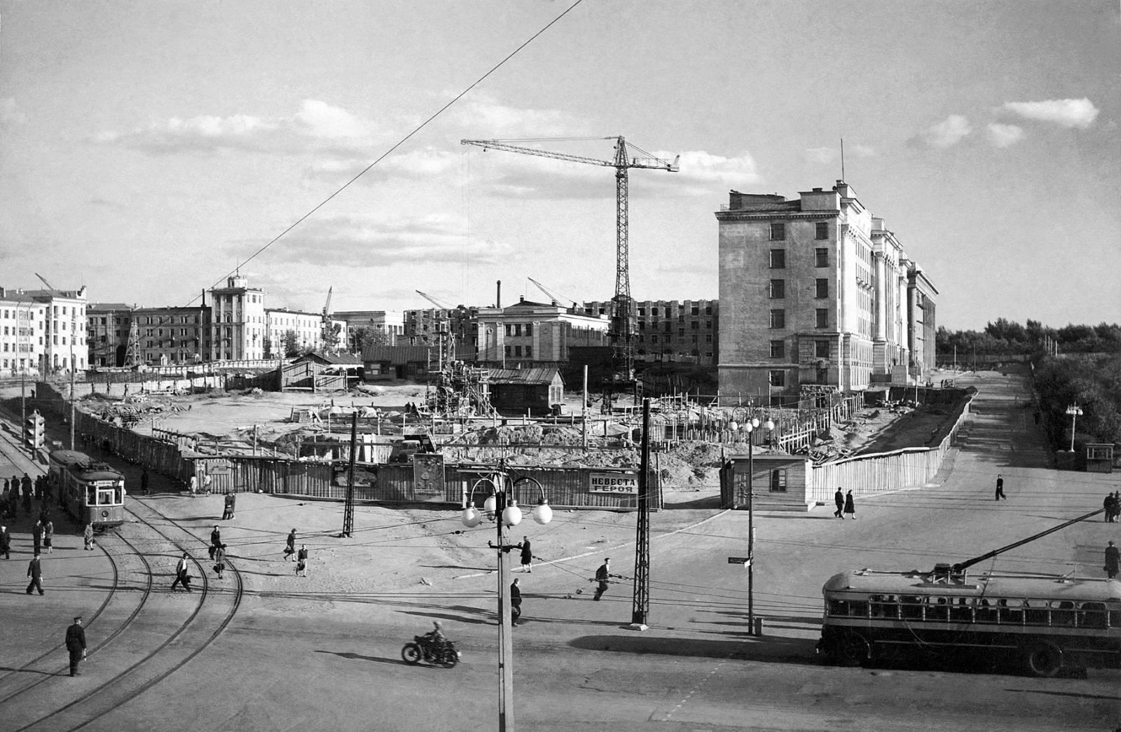 Старые фото челябинск 18 фотография