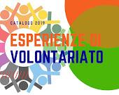CATALOGO ESPERIENZE VOLONTARIATO 2019