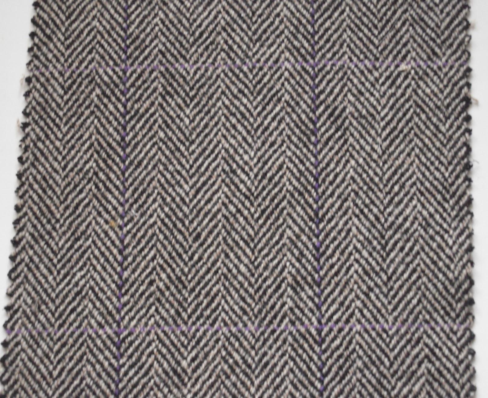 Light Color Design Herringbone