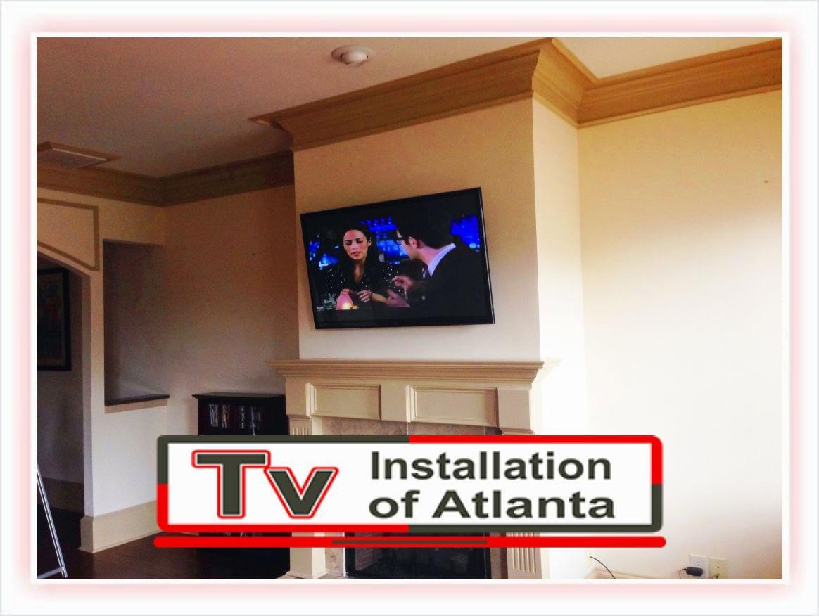 Wall Mount Tv Installation Of Atlanta Canton Wiring