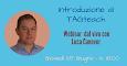 Webinar: Introduzione al TAGteach