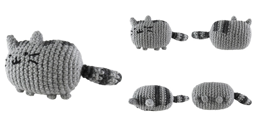 I Crochet Things Free Pattern Pusheen The Cat Amigurumi