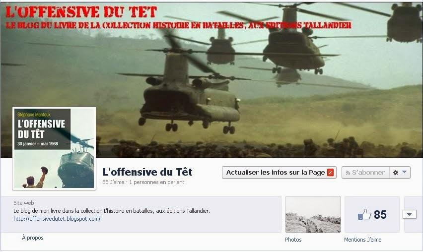 L'offensive du Têt est sur Facebook !