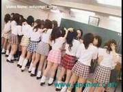 japanese porn videos - school girls party lesbian