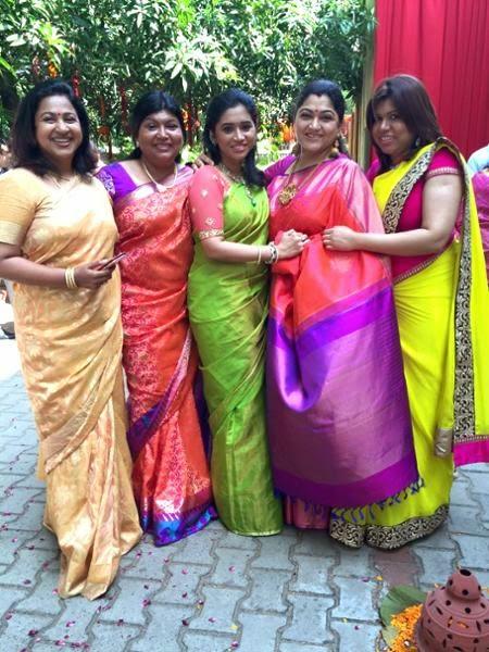 Trishas EngagementActress Trisha Marriage Photos
