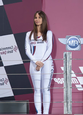 Foto Cantik Gadis MotoGP