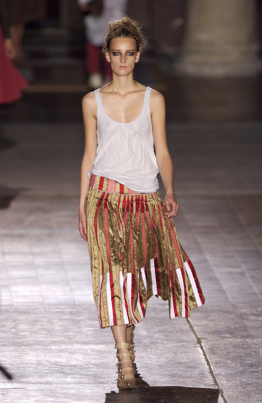 Dries van Noten Spring/Summer 2003 ready to wear collection