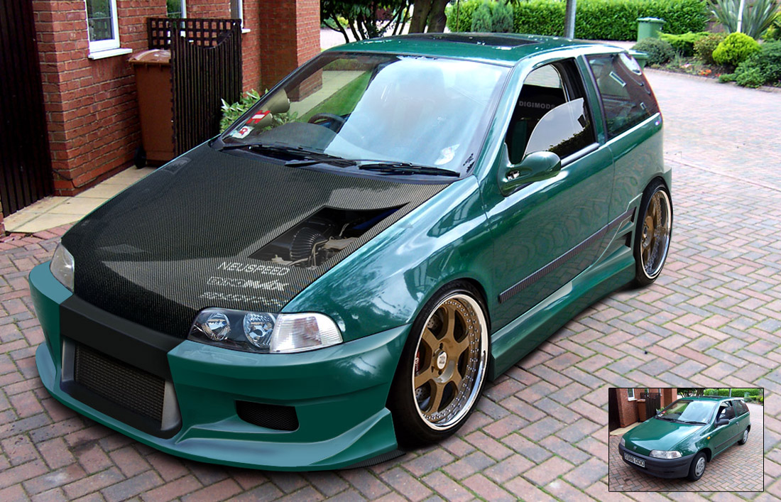 The Total Tuning Fiat Punto