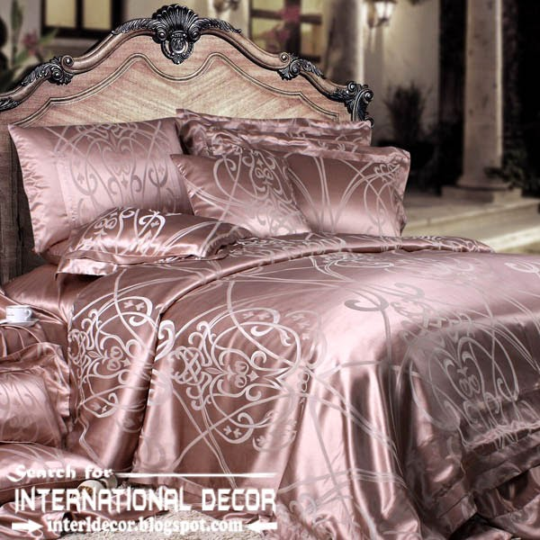 Italian bedspreads, Italian bedding sets, silk bedspreads and bedding sets