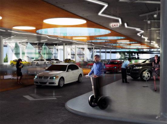 Mall Autopia Europia penjualan mobil terbesar 9