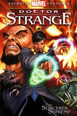 Poster Doctor Strange 2007