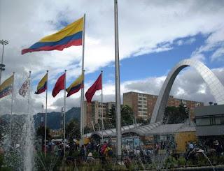 Panoramica Corferias Bogotá