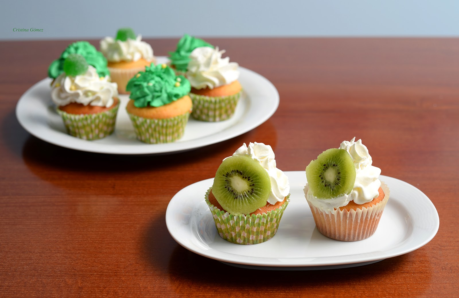Saint Patrick's Day cupcakes recipe